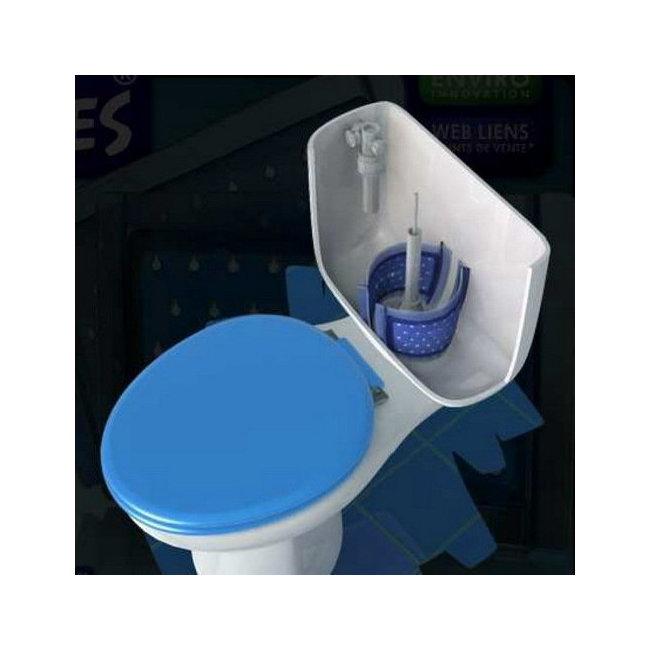 Eco plaquette wc pour r servoir toilettes for Produit pour deboucher les wc