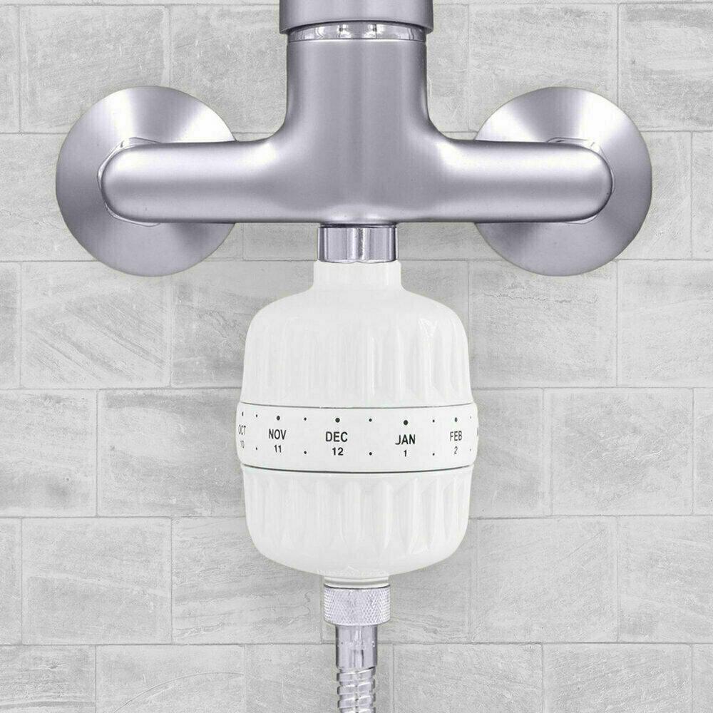 Filtre douche anti calcaire et anti chlore hydropure classic - Cartouche filtre anti calcaire ...