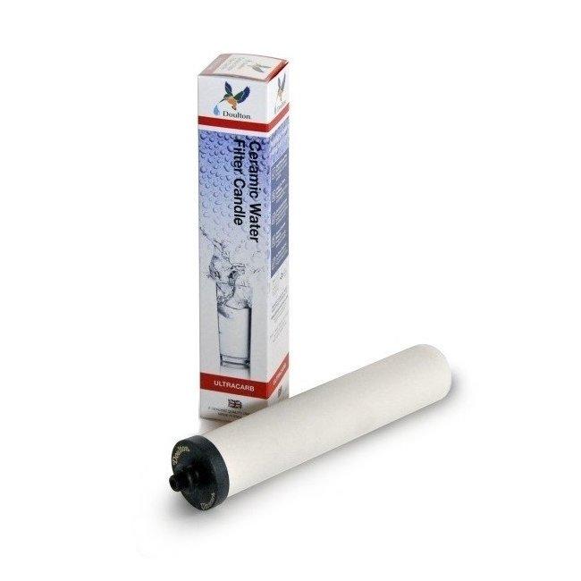 cartouche ultracarb pour filtres eau doulton. Black Bedroom Furniture Sets. Home Design Ideas