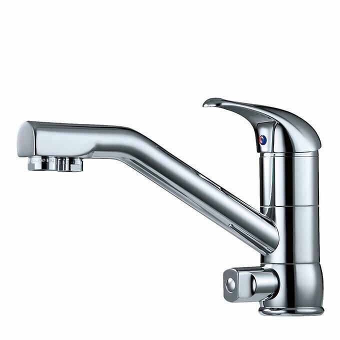 Robinet 3 voies pour osmoseur et filtre eau for Mitigeur cuisine 3 voies