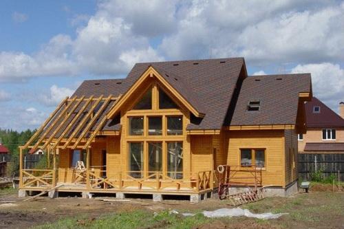 Construire une maison bois et r cup rer l eau de pluie for Construire une maison terraria