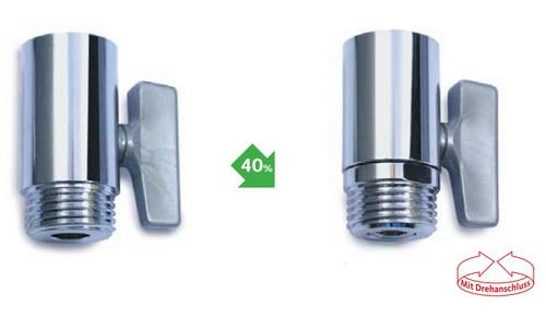 Pourquoi installer un stop douche - Economiseur d eau douche ...