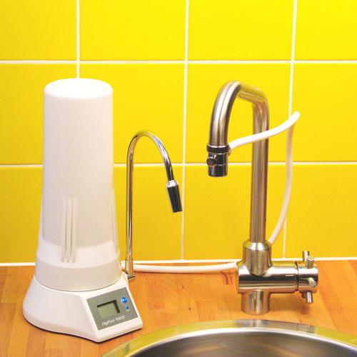 filtre sur vier eau bien filtr e et gain de place. Black Bedroom Furniture Sets. Home Design Ideas