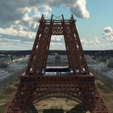 Paris 3D : visite virtuelle interactive de Paris à travers les siècles