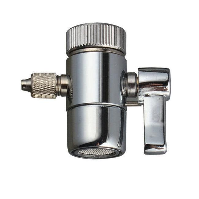 robinet diverter pour filtre eau tubing 1 4. Black Bedroom Furniture Sets. Home Design Ideas
