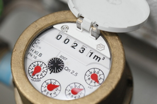 installer un compteur d'eau secondaire