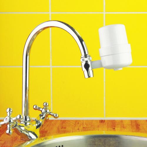 Filtre sur robinet hydropure la simplicit d 39 abord for Filtre a eau sur robinet