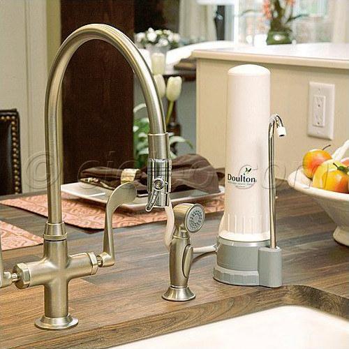 """Résultat de recherche d'images pour """"filtre sur robinet doulton"""""""